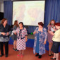 Танцы жильцов Камчатского специального дома ветеранов
