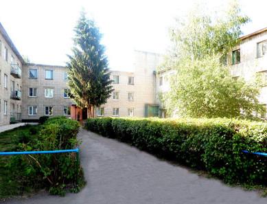 ГБСУ РО Касимовский специальный дом-интернат для престарелых