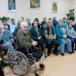 Актовый зал Касимовского специального дома-интерната для престарелых