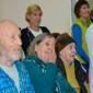 Жильцы Касимовского специального дома-интерната для престарелых