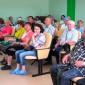 Актовый зал Хабаровского центра социальной реабилитации инвалидов