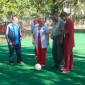 Спортивные мероприятия Хабаровского центра социальной реабилитации инвалидов