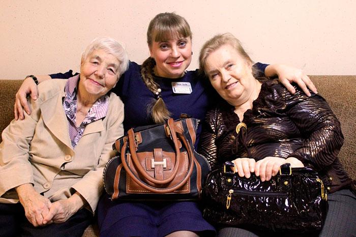 Персонал в пансионате «Теплые Беседы» в Красногорске