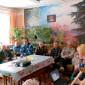 Досуг жильцов Хвойнинского дома-интерната для престарелых «Песь»