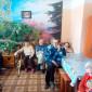 Жильцы Хвойнинского дома-интерната для престарелых «Песь»