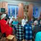 Концерт постояльцев Хвойнинского дома-интерната для престарелых «Песь»
