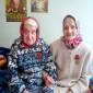 Постояльцы Хвойнинского дома-интерната для престарелых «Песь»