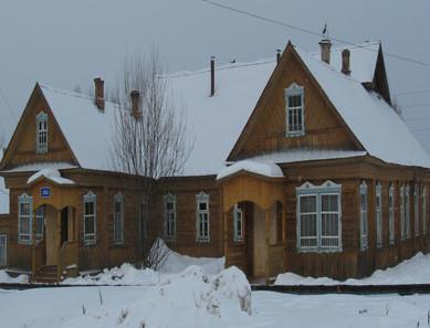 Кологривский дом-интернат для престарелых и инвалидов