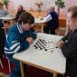 Игра в шахматы жильцов Краснокамского психоневрологического интерната