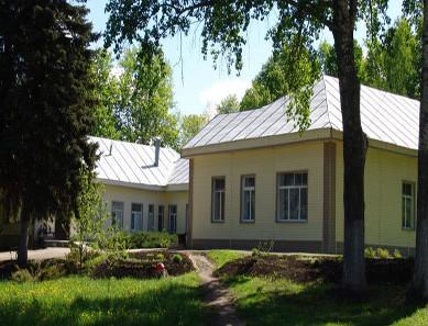 ОГБУ Ламской дом-интернат для граждан пожилого возраста