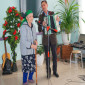 Концерт жителей Мамадышского специального дома-интерната для престарелых