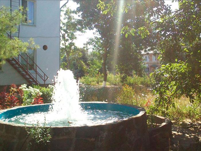 Территория Мартыновского дома-интерната для престарелых и инвалидов