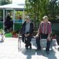 Постояльцы Мильковского дома-интерната малой вместимости