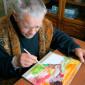 Досуг постояльцев Мошенского дома-интерната для престарелых и инвалидов