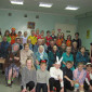 Праздник у жителей Новгородского дома-интерната для престарелых и инвалидов