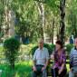 Постояльцы Новочеркасского дома-интерната для престарелых и инвалидов