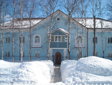 КГКУ Октябрьский дом-интернат для престарелых и инвалидов