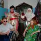 Праздник в Октябрьском доме-интернате для престарелых и инвалидов