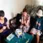 Досуг жильцов Октябрьского дома-интерната для престарелых и инвалидов