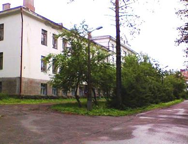 Главный корпус