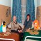Комната жителей потаповского пансионата для инвалидов