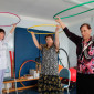 ЛФК жильцов Райчихинского дома-интерната для престарелых и инвалидов