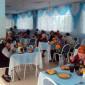 Столовая Райчихинского дома-интерната для престарелых и инвалидов