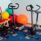 Тренажеры Райчихинского дома-интерната для престарелых и инвалидов