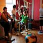 ЛФК Реабилитационного центра для инвалидов «Жемчужина бора»