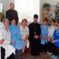 Персонал Селезневском доме-интернате для престарелых и инвалидов