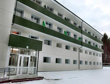ГБУ РК Социально-оздоровительный центр «Максаковка»