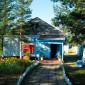 Административный корпус Сохондинского дома-интерната для престарелых и инвалидов