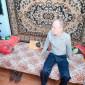 Жильцы Спасского дома-интерната для престарелых и инвалидов