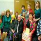 Жильцы Специального дома-интерната для престарелых