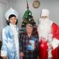 Новый год у жителей Тихорецкого дома-интерната для престарелых и инвалидов