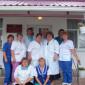 Персонал Тихорецкого дома-интерната для престарелых и инвалидов