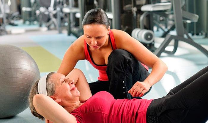 Упражнение для тренировки межреберных мышц