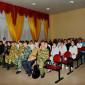 Актовый зал Учалинского психоневрологического интерната