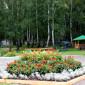 Сад Учалинского психоневрологического интерната