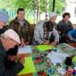 Досуг жителей Усогорского дома-интерната для престарелых и инвалидов