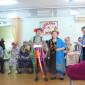 Концерт жильцов Волгодонского пансионата для престарелых и инвалидов