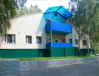 ГБСУСО ССЗН РМ Заречный дом-интернат для престарелых