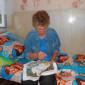 Досуг постояльцев Заречнского дома-интерната для престарелых