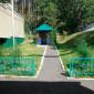 Территория Заречнского дома-интерната для престарелых