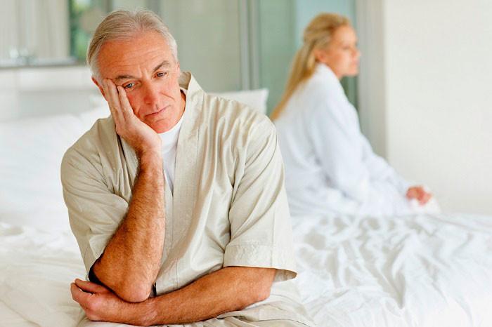 Аденома простаты у пожилых