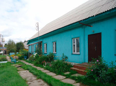 Специальный дом-интернат «Агульский»