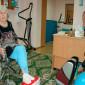 Реабилитация жильцов дома-интерната для престарелых и инвалидов «Уют»