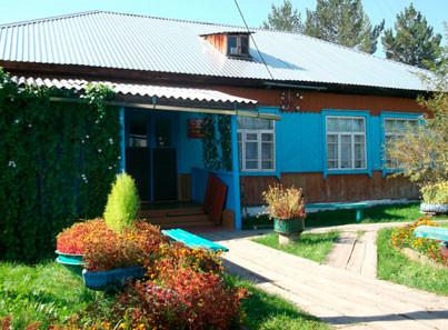 Дом-интернат «Саянский»