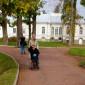 Прогулка жителей пансиона «Софийская усадьба»