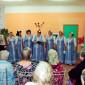Концерт жителей пансионата «Тихие зори»